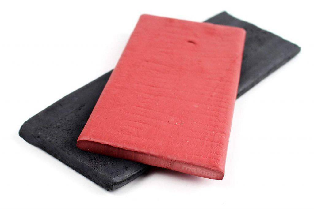 Élastomère en caoutchouc pour Slide-Lag®