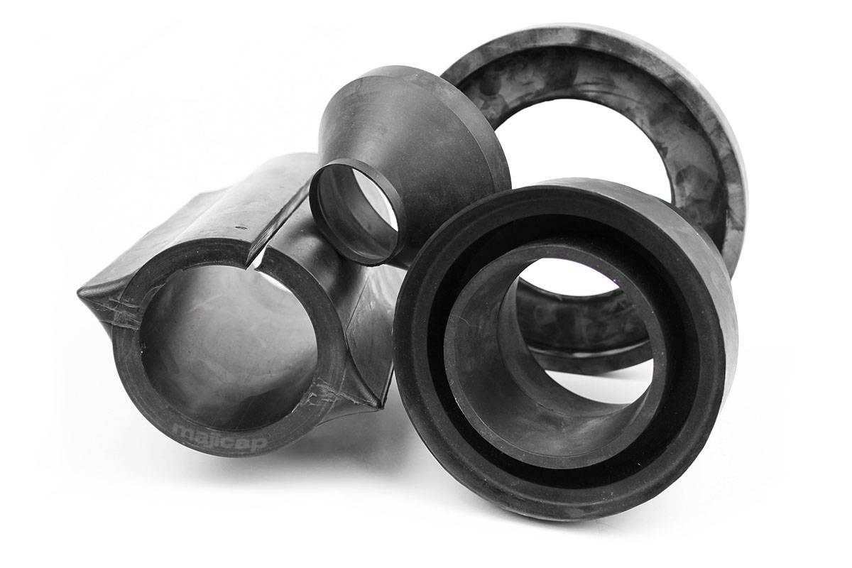 Joint d'essuyage de fils acier en Parablond