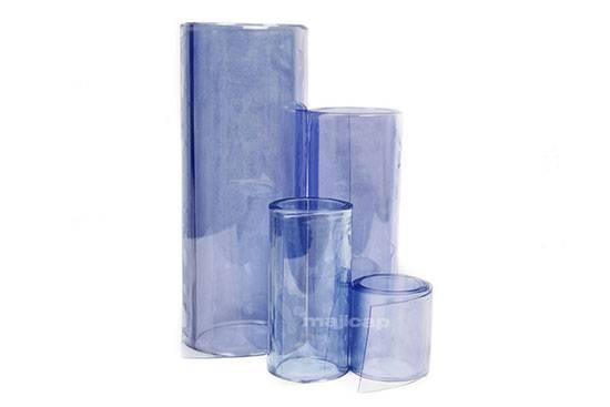 lanière pvc transparente