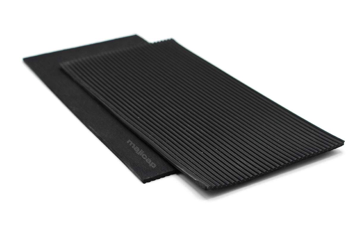 Tapis stries majicap - Revetement de sol autocollant ...
